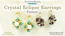 Crystal Eclipse Earrings Pattern
