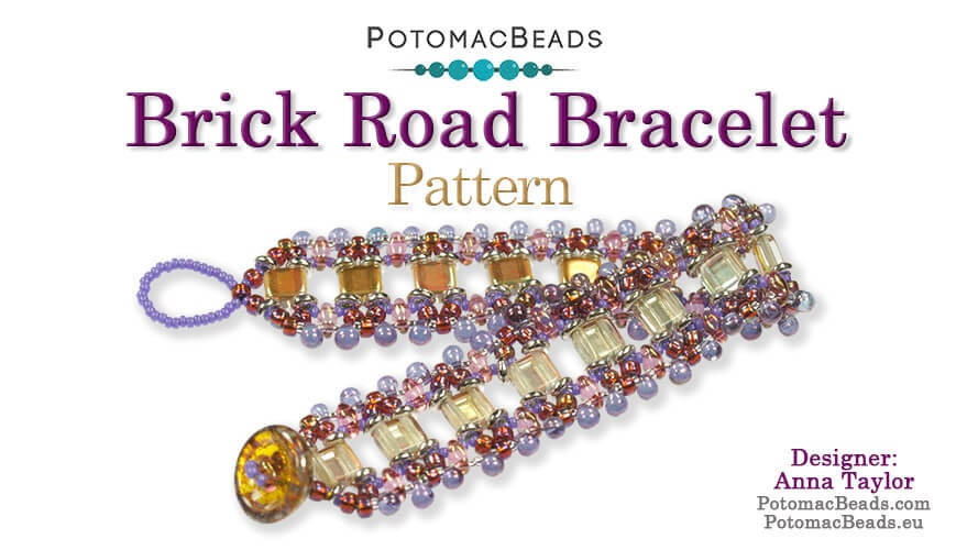 Brick Road Bracelet Pattern