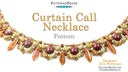 Curtain Call Necklace Pattern