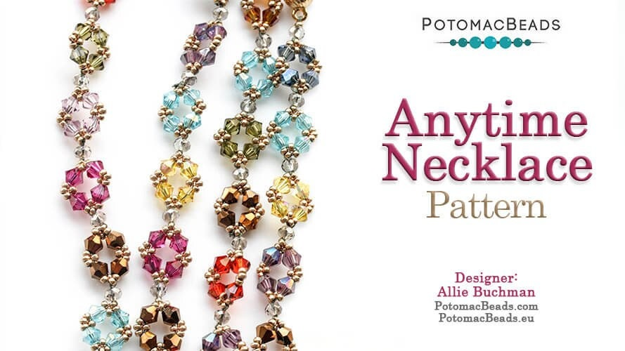 Anytime Necklace Pattern