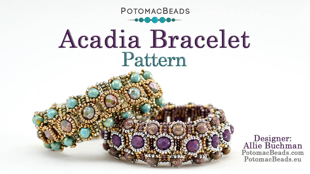 Acadia Bracelet Pattern