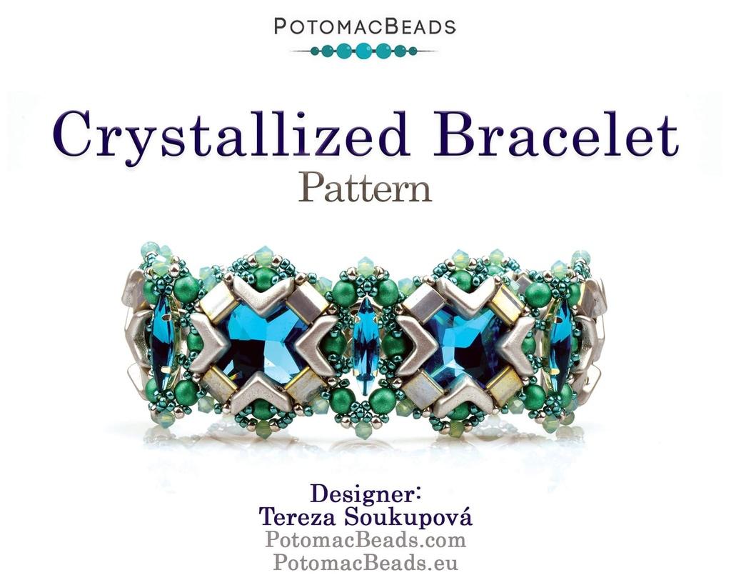 Crystallized Bracelet Pattern