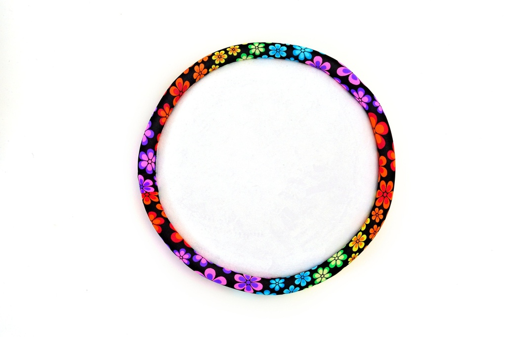 "Bead On It Board - Floral Trance Rainbow (12"" Round)"