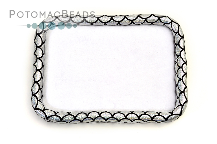 "Bead On It Board - Mermaid (8x11"" Rectangle)"