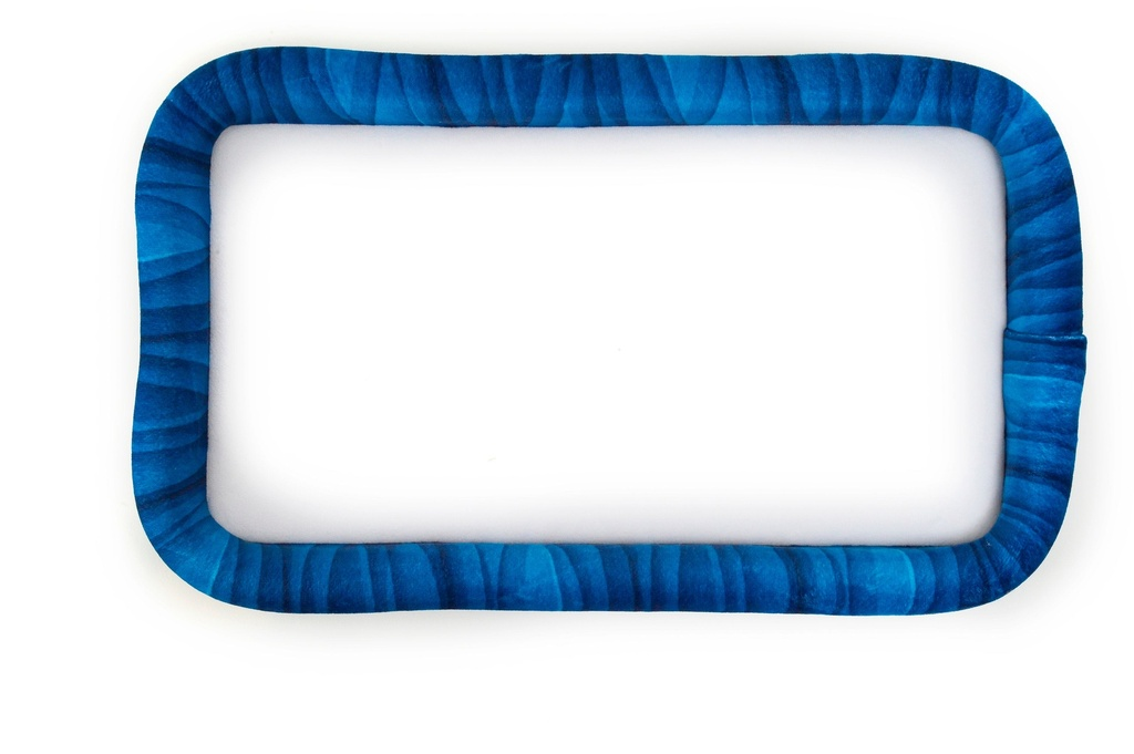 """Bead On It Board - Sea Swirl  (8x14"""" Rectangle)"""