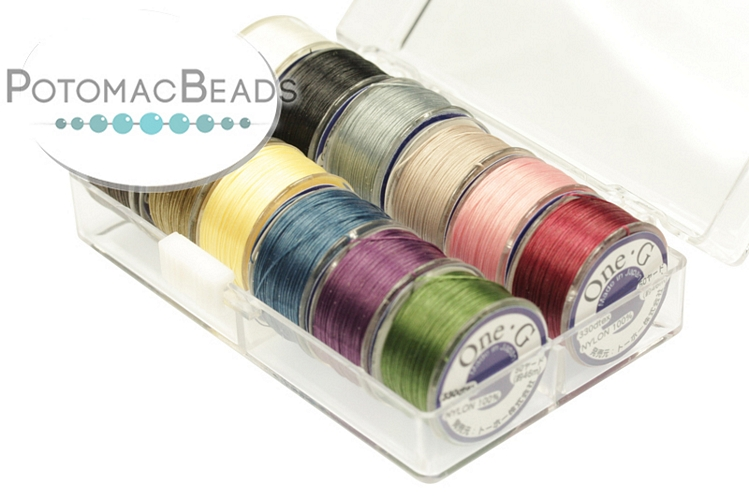 One-G Thread - 12 Color #1 Assortment Pack