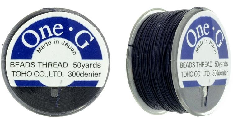 One-G Thread - Navy