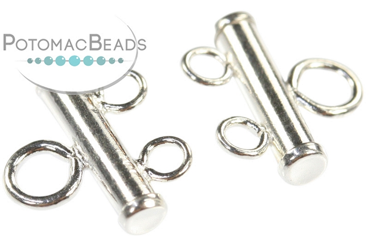 2 to 1 Bar Converter Sterling Silver