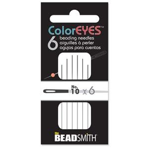 Coloreyes Needles Size 10 Black