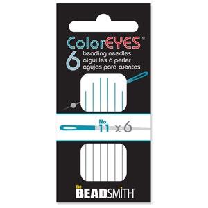Coloreyes Needles Size 11 Blue