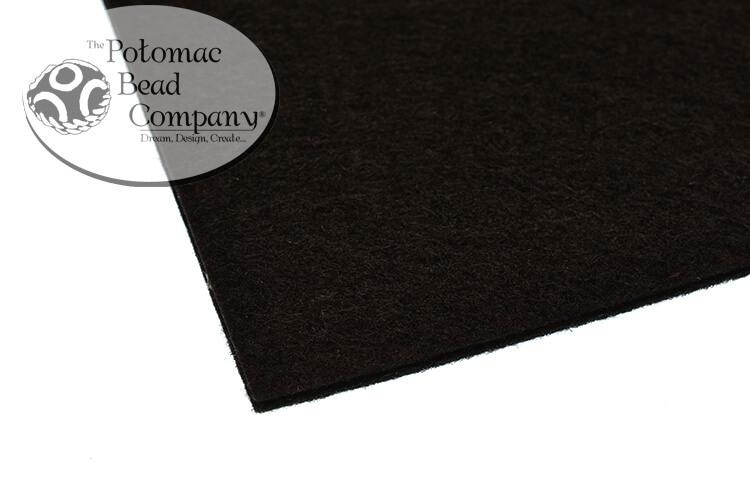 """Beading Foundation - Black (4.25x5.5"""")"""