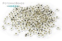 Czech Seed Beads - SilverLined Crystal 11/0 (Factory Pack)