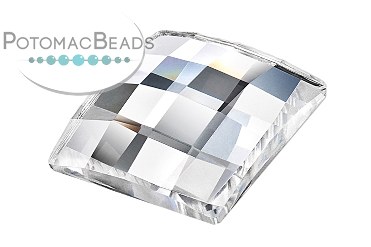 Chessboard Square - Crystal 12mm
