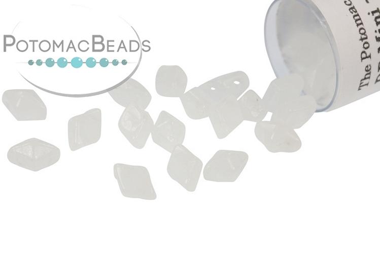DiamonDuo Mini - White Alabaster