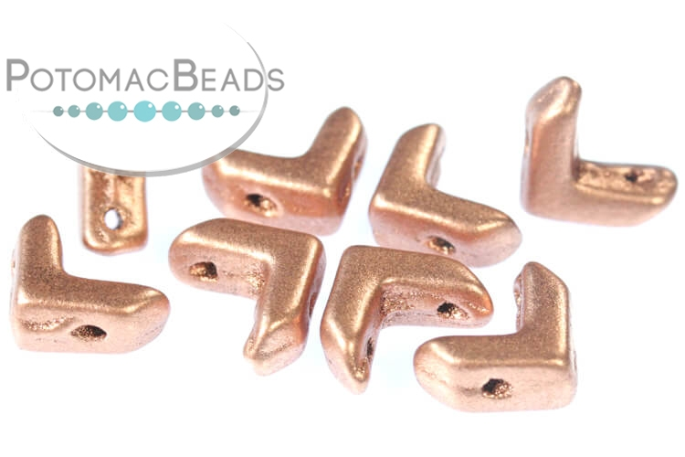 EVA Beads - Vintage Copper