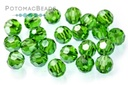 Potomac Crystal Round Beads - Fern AB 4mm