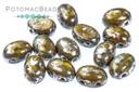 Samos par Puca Beads - Yellow Patina