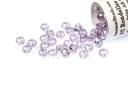 Potomac Crystal Rondelle Beads - Alexandrite AB 2x3mm