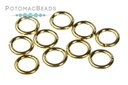 Closed Jump Rings 5mm 19G Gold-Filled