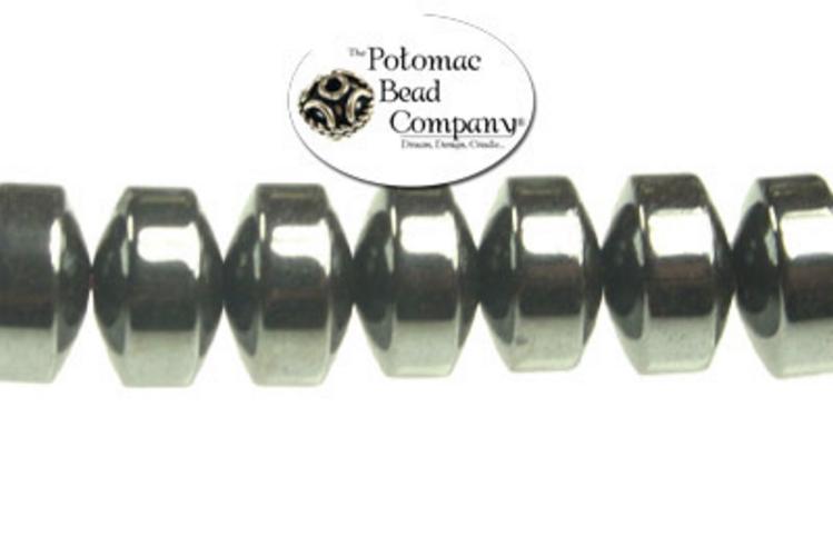Gemstones - Hematite Rondelle Beads
