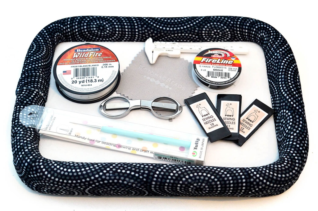 Kit - Bead On It Board Gift Collection - Concentric Circles