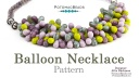 Balloon Necklace Tutorial Pattern