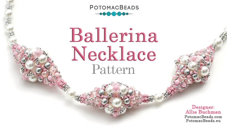 Ballerina Necklace Pattern