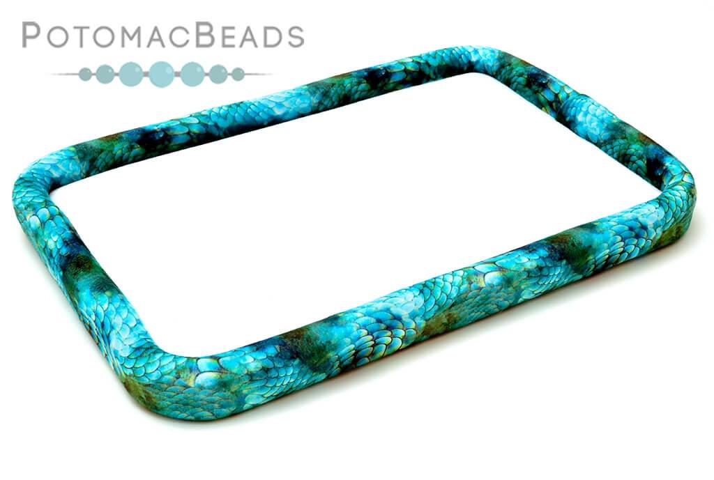 """Bead On It Board - Jade Dragon (11x17"""" Rectangle)"""
