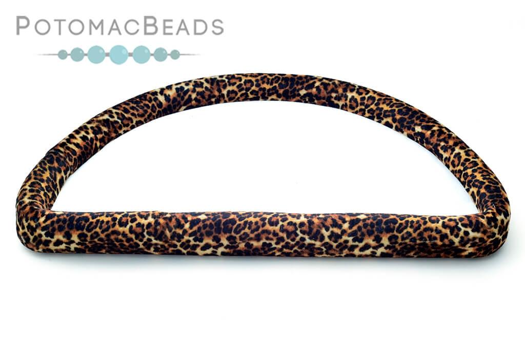 """Bead On It Board - Luxe Leopard (16"""" Half Moon)"""