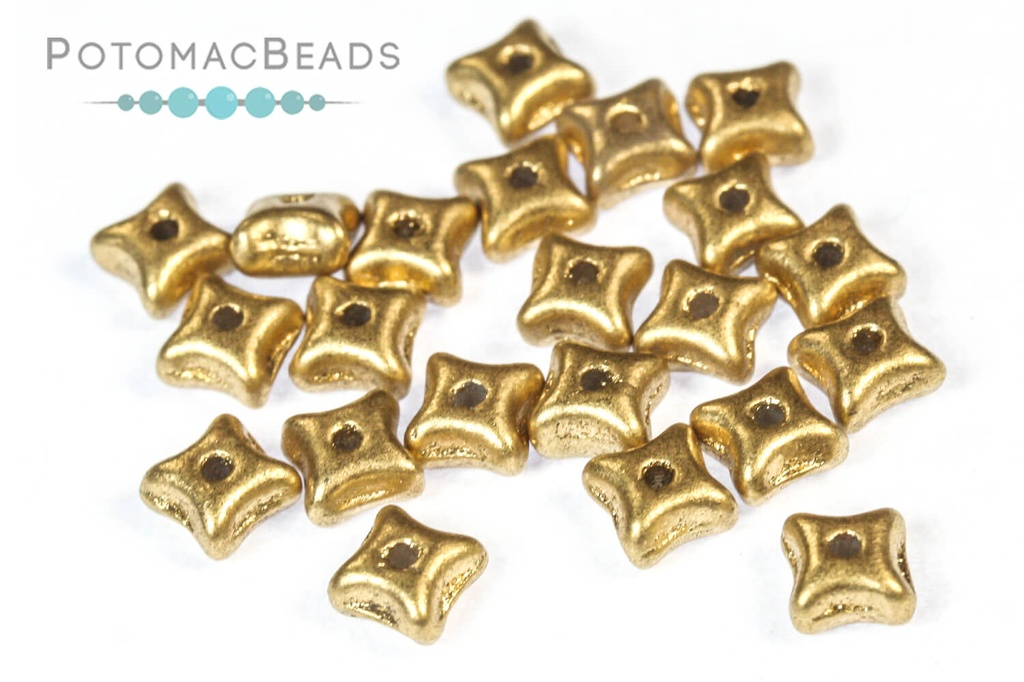 Orion Beads - Aztec Gold