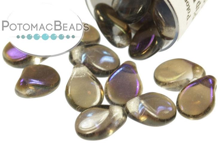 Pip Beads - Crystal Azuro