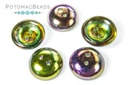 Cup Buttons - Magic Orchid (30 pack)