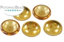 Cup Buttons - Topaz Argent Flare (5 pack)