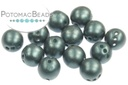 RounTrio Beads - Pastel Petrol (Factory Pack of 300) 6mm