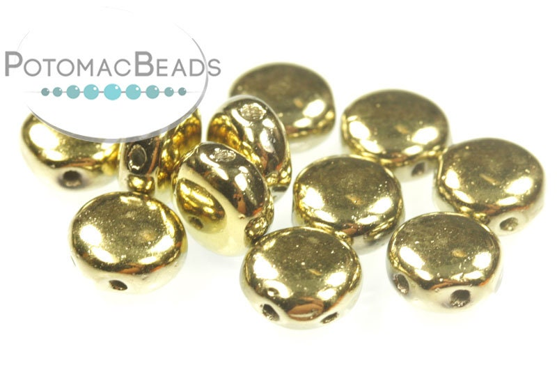 DiscDuo - Crystal Amber Full (Factory Pack) 6mm