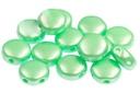 DiscDuo - Pastel Light Green 6mm