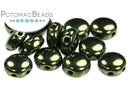 DiscDuo - Jet Red Luster Factory Pack (Metallic Green) 6mm