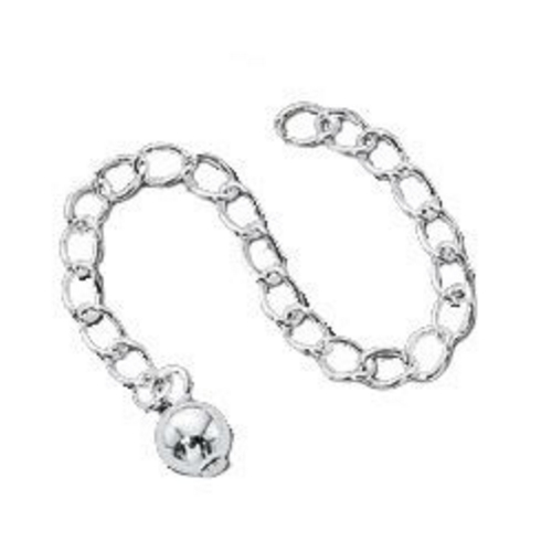 Chain Extention Silver Plated