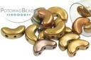 Arcos Par Puca - Ancient Gold (Yellow Gold Metallic Iris) (Factory Pack)