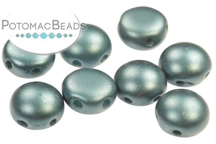 Candy Beads - Pastel Petrol 8mm