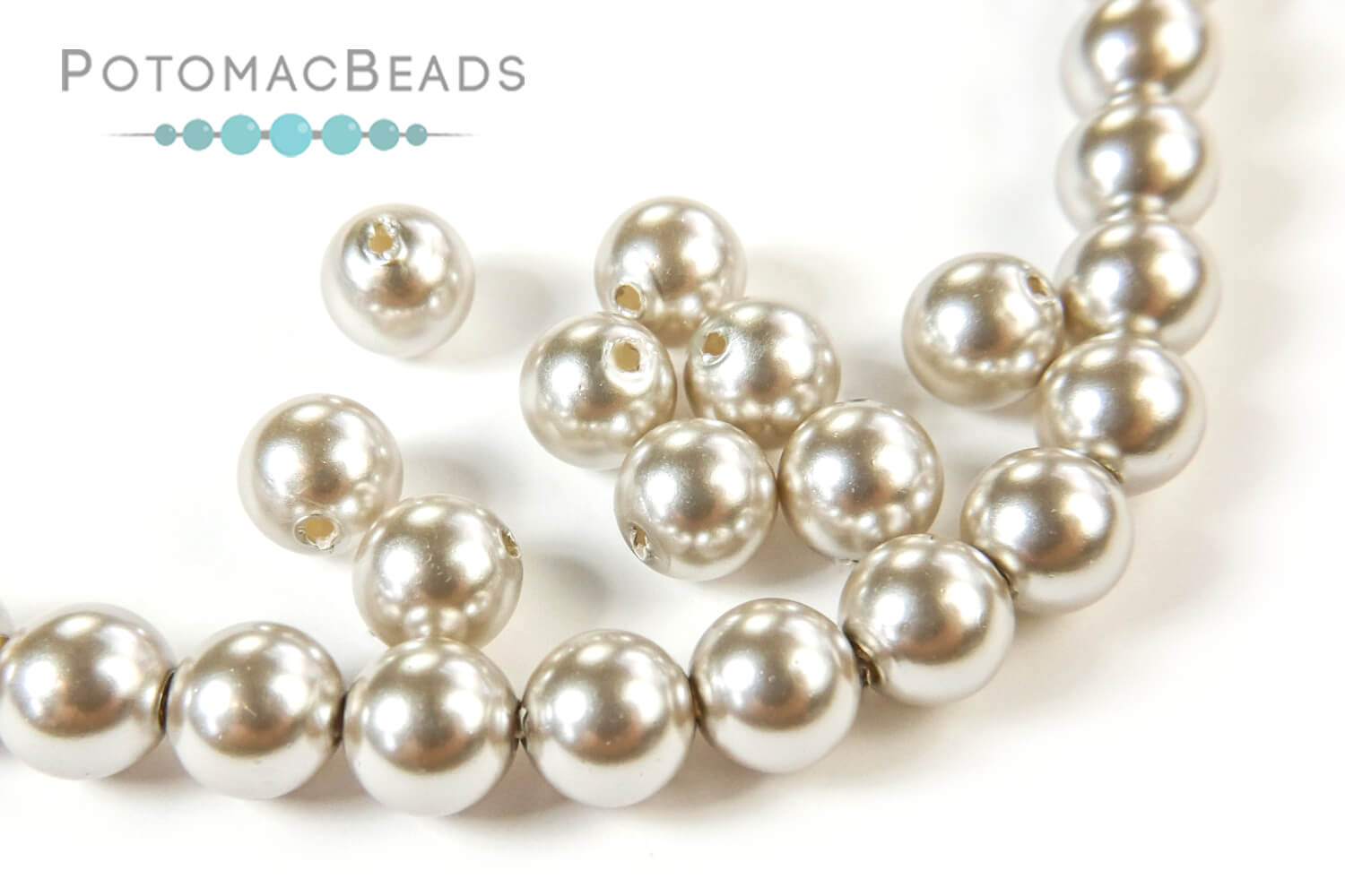 Other Beads & Supplies / Pearls / Potomac Pearls