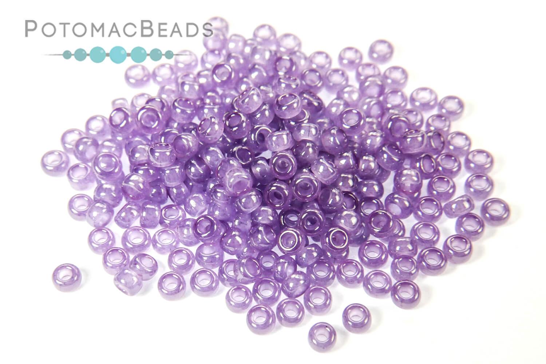 Seed Beads / Miyuki Seed Beads Size 11/0 / Miyuki Seed Beads Size 11/0 Translucent Colors