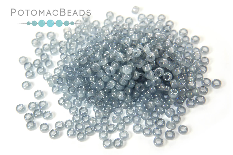 Seed Beads / Miyuki Seed Beads 15/0 / Miyuki Seed Beads Size 15/0 Translucent Colors