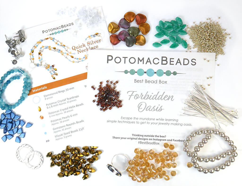 Subscription Inspiration / September Best Bead Box 2021