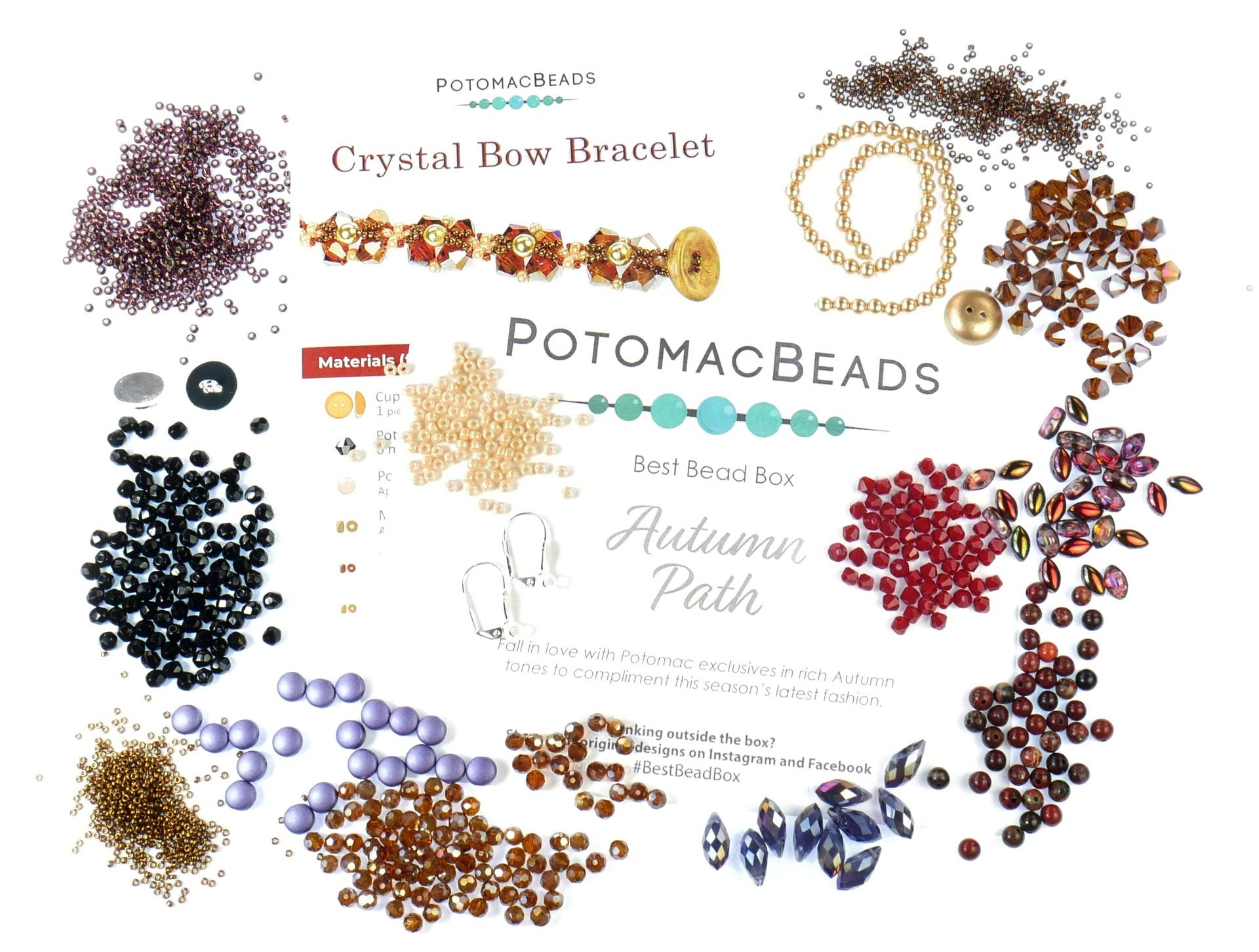 Subscription Inspiration / October Best Bead Box 2021