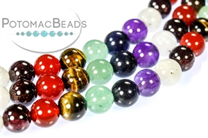 Jewelry Making Supplies & Beads / Gemstone Beads & Semi Precious Stone Beads