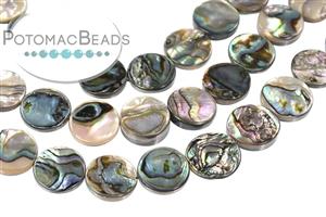 Jewelry Making Supplies & Beads / Gemstone Beads & Semi Precious Stone Beads / Abalone