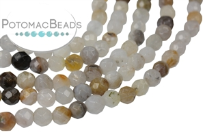 Other Beads & Supplies / Gemstones / Bamboo Leaf Agate