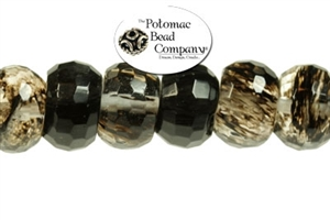 Other Beads & Supplies / Gemstones / Black Moss Agate