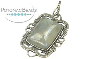 Jewelry Making Supplies & Beads / Gemstone Beads & Semi Precious Stone Beads / Gemstone Pendants